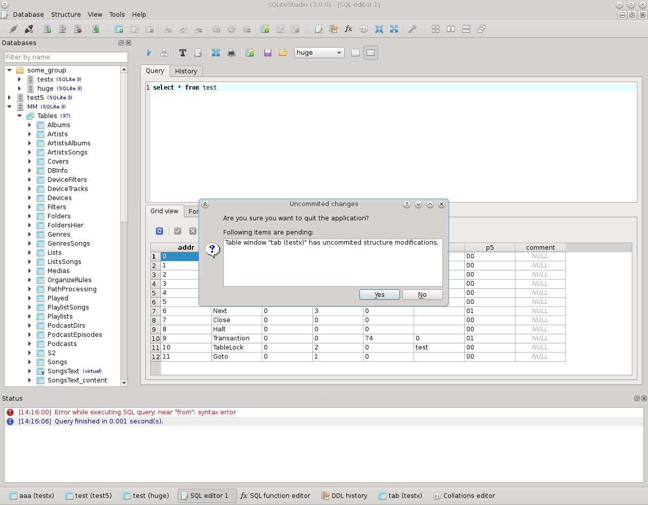 SQLite в Delphi: большой обзор и LiteDAC в примерах — Delphi